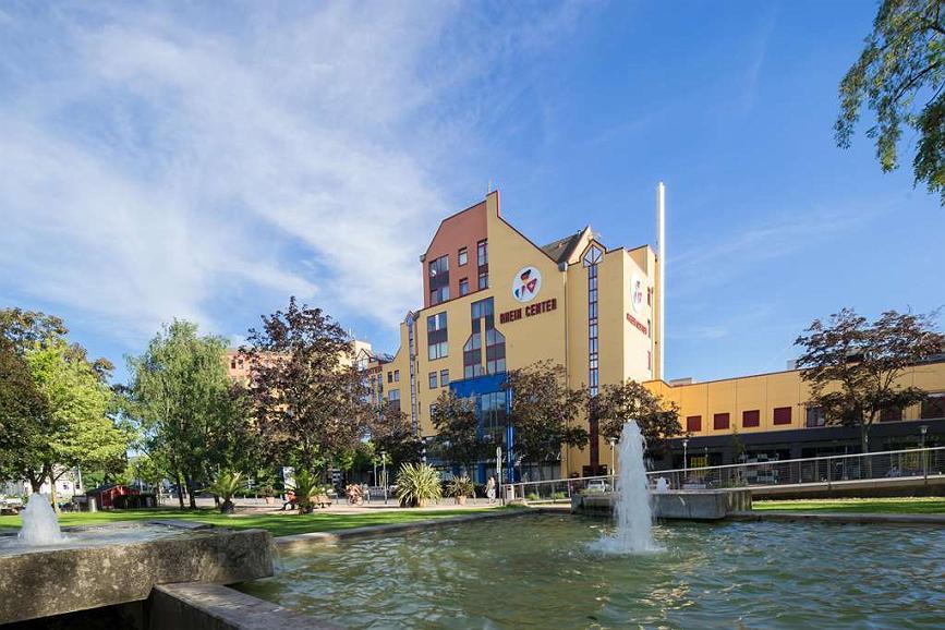 Best Western Hotel Dreilaenderbruecke - Area esterna