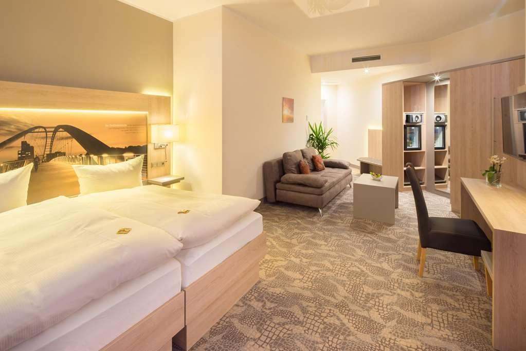 Best Western Hotel Dreilaenderbruecke - Chambres / Logements