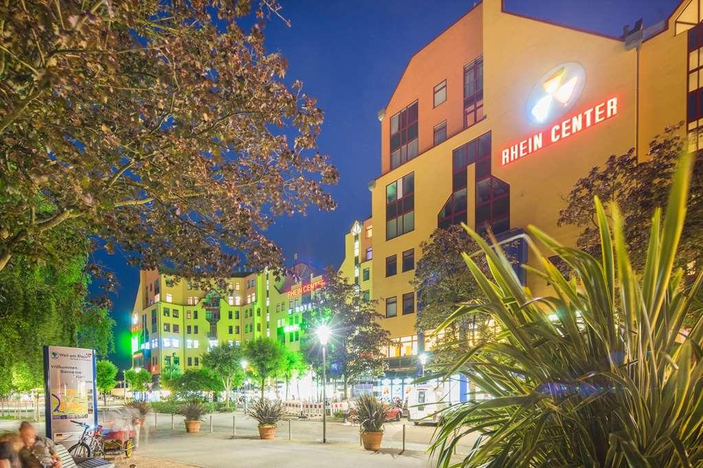 Best Western Hotel Dreilaenderbruecke - Façade