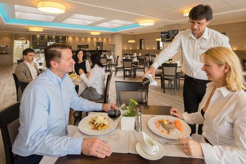 Best Western Hotel Dreilaenderbruecke - Restaurant / Etablissement gastronomique