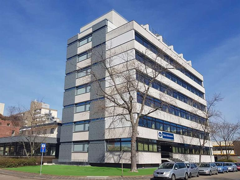 Best Western Plaza Hotel Mannheim - Façade