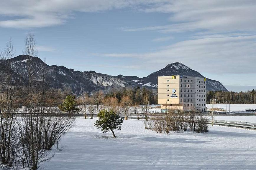 Best Western Hotel Kiefersfelden - Area esterna