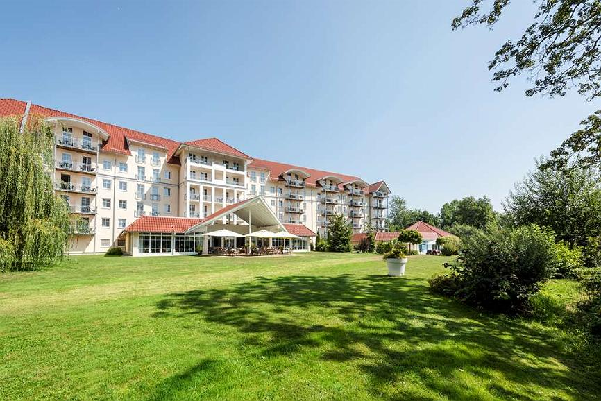 Best Western Plus Parkhotel Maximilian Ottobeuren - Exterior