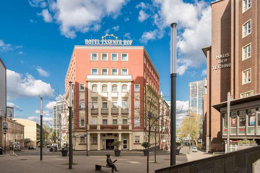 Hotel Essener Hof, Sure Hotel Collection by Best Western - Vista exterior