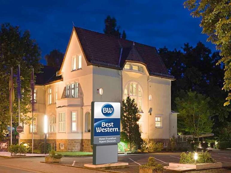 Best Western Hotel Frankfurt Airport Dreieich - Area esterna