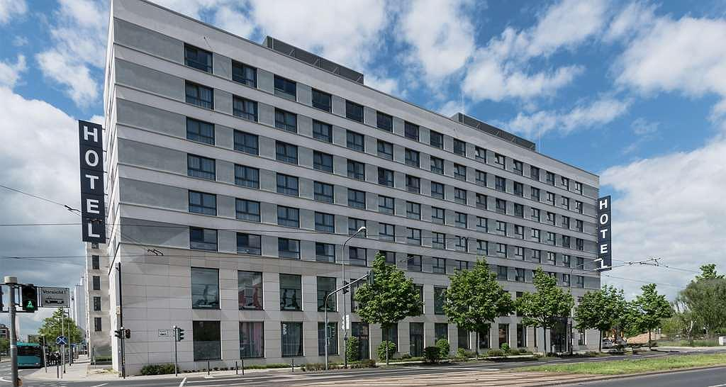 Best Western Plus Welcome Hotel Frankfurt - Area esterna