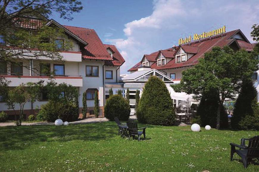 Hotel Empfinger Hof, Sure Hotel Collection by Best Western - Aussenansicht
