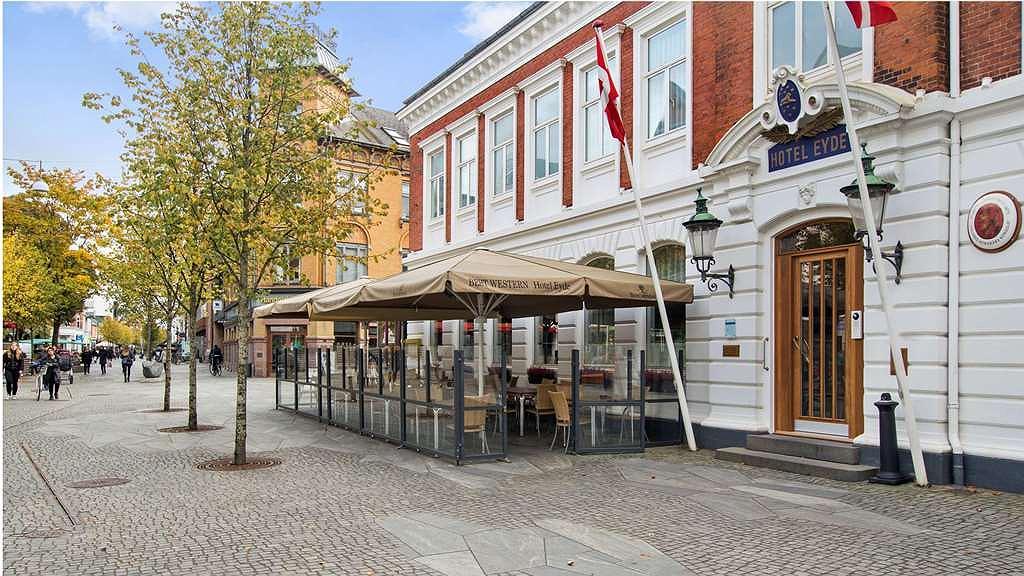 Best Western Plus Hotel Eyde - Aussenansicht