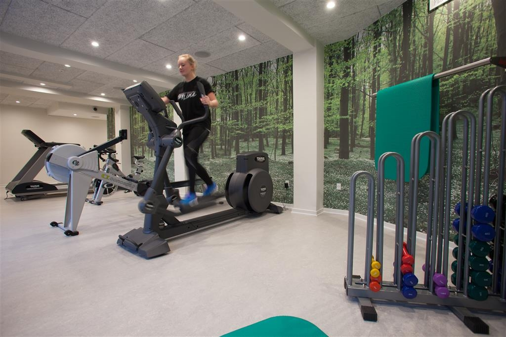 Best Western Plus Hotel Eyde - exercise chambre