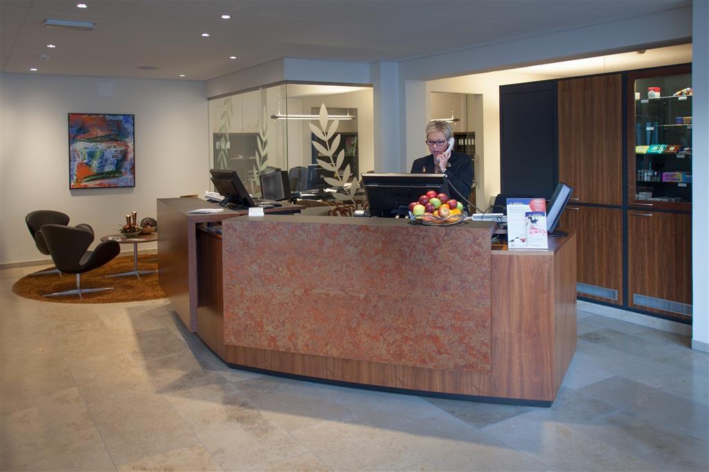 Best Western Plus Hotel Eyde - Vue du lobby