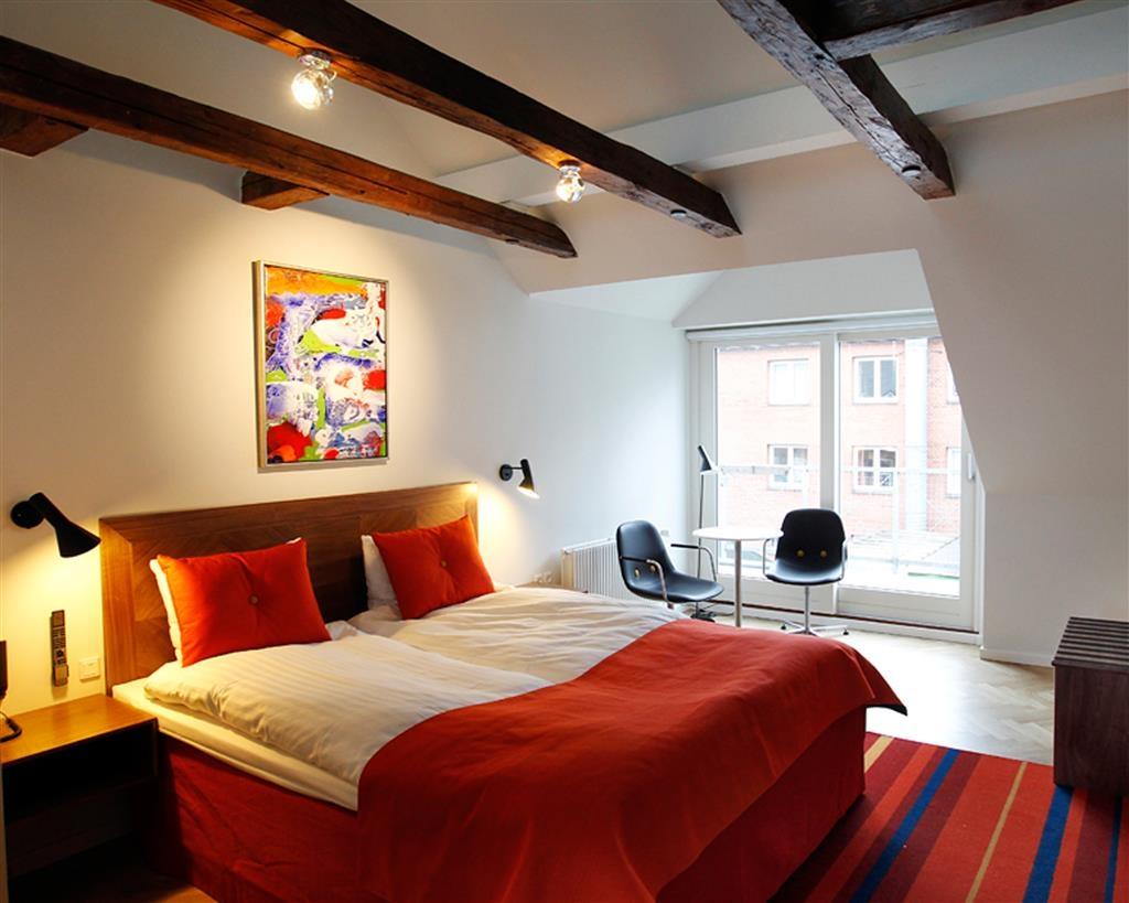 Best Western Plus Hotel Eyde - Luxury Suite bedroom
