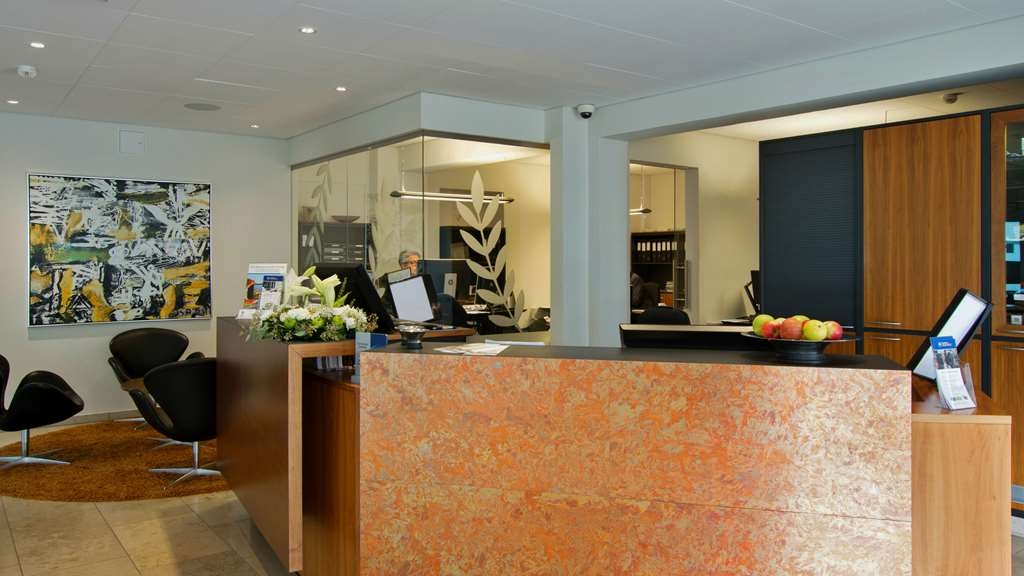 Best Western Plus Hotel Eyde - Lobby