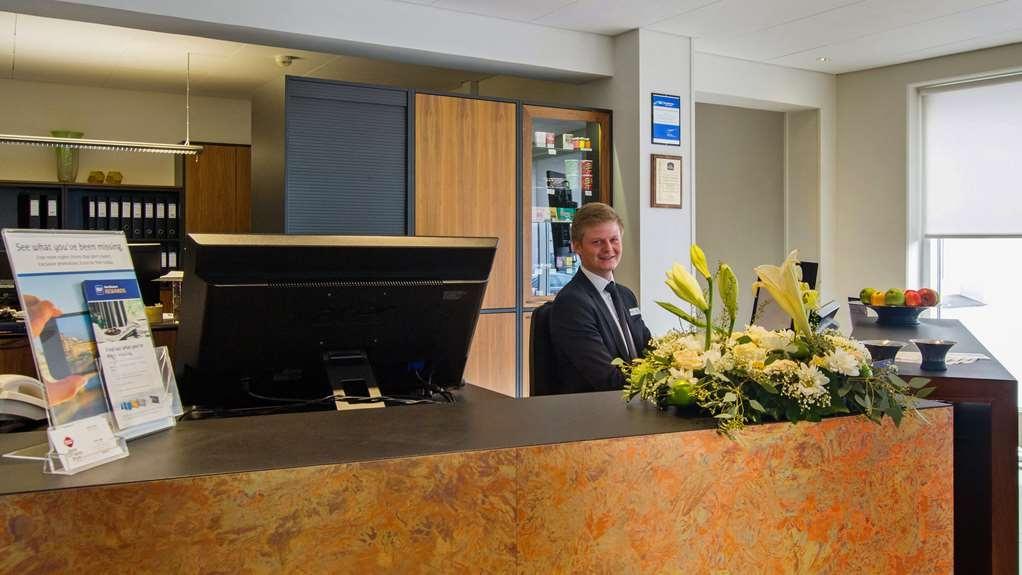 Best Western Plus Hotel Eyde - Reception