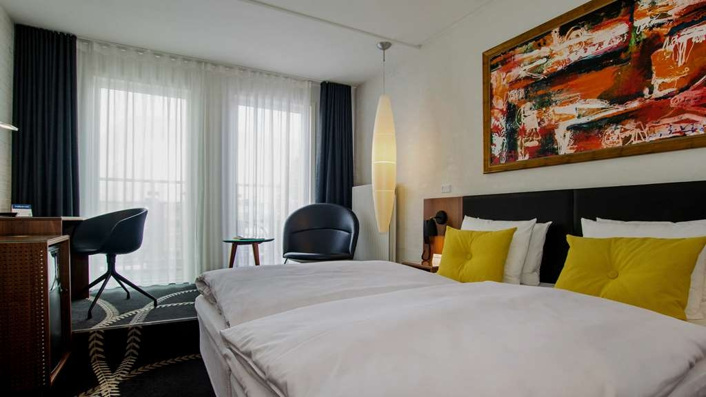 Best Western Plus Hotel Eyde - Chambres / Logements
