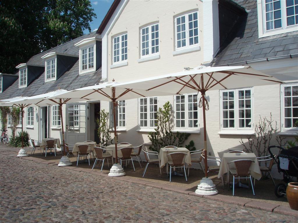 Best Western Hotel Knudsens Gaard - Terrazza dell'hotel