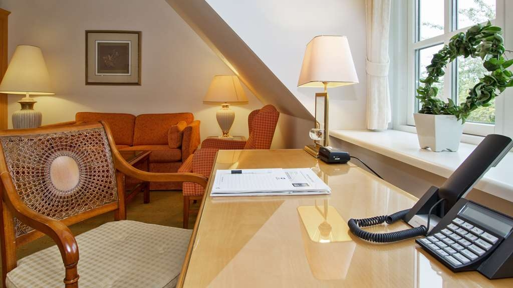 Best Western Hotel Knudsens Gaard - Business Room