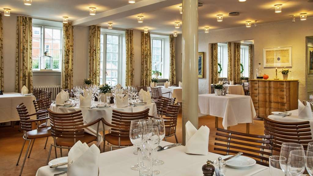 Best Western Hotel Knudsens Gaard - Restaurant / Etablissement gastronomique