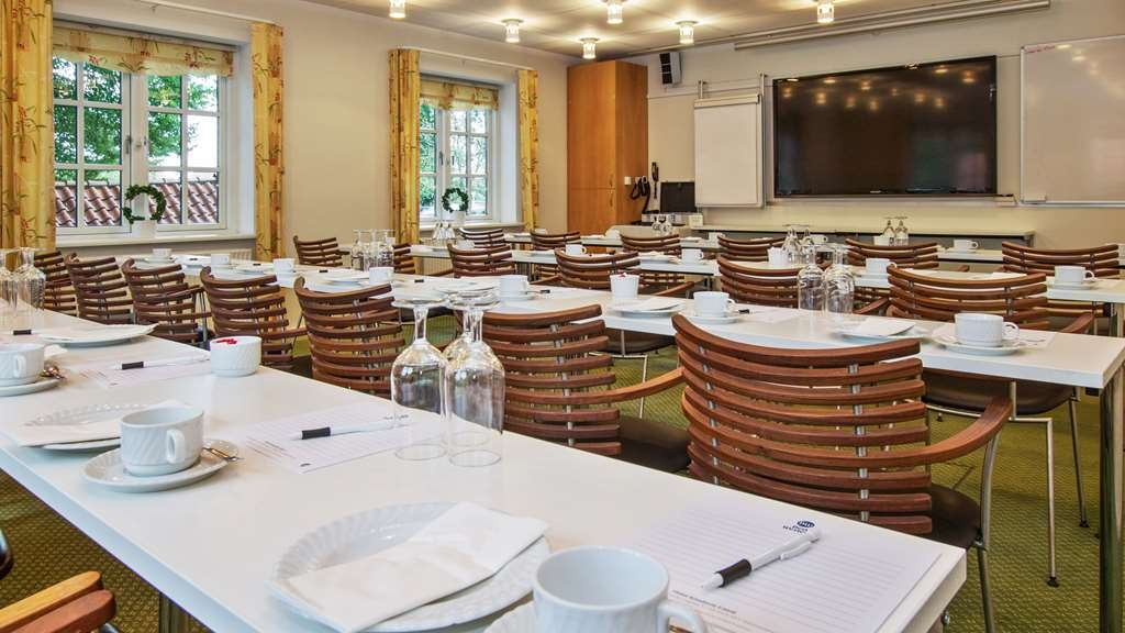 Best Western Hotel Knudsens Gaard - Meeting Room