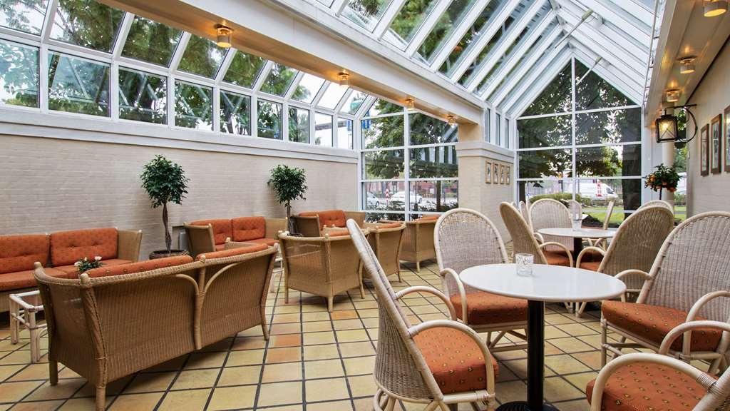 Best Western Hotel Knudsens Gaard - Bar / Lounge