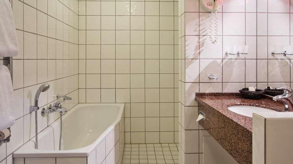 Best Western Hotel Knudsens Gaard - Bagno