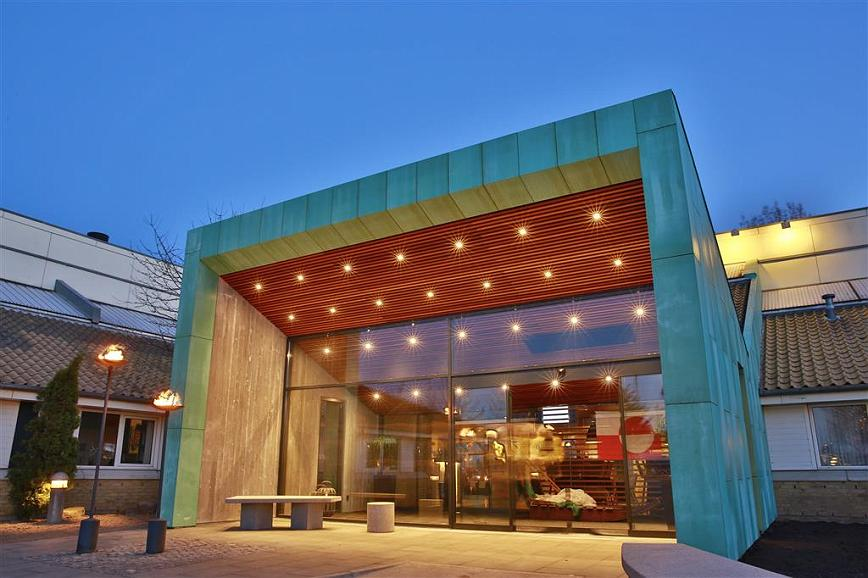 Best Western Plus Hotel Fredericia - Aussenansicht