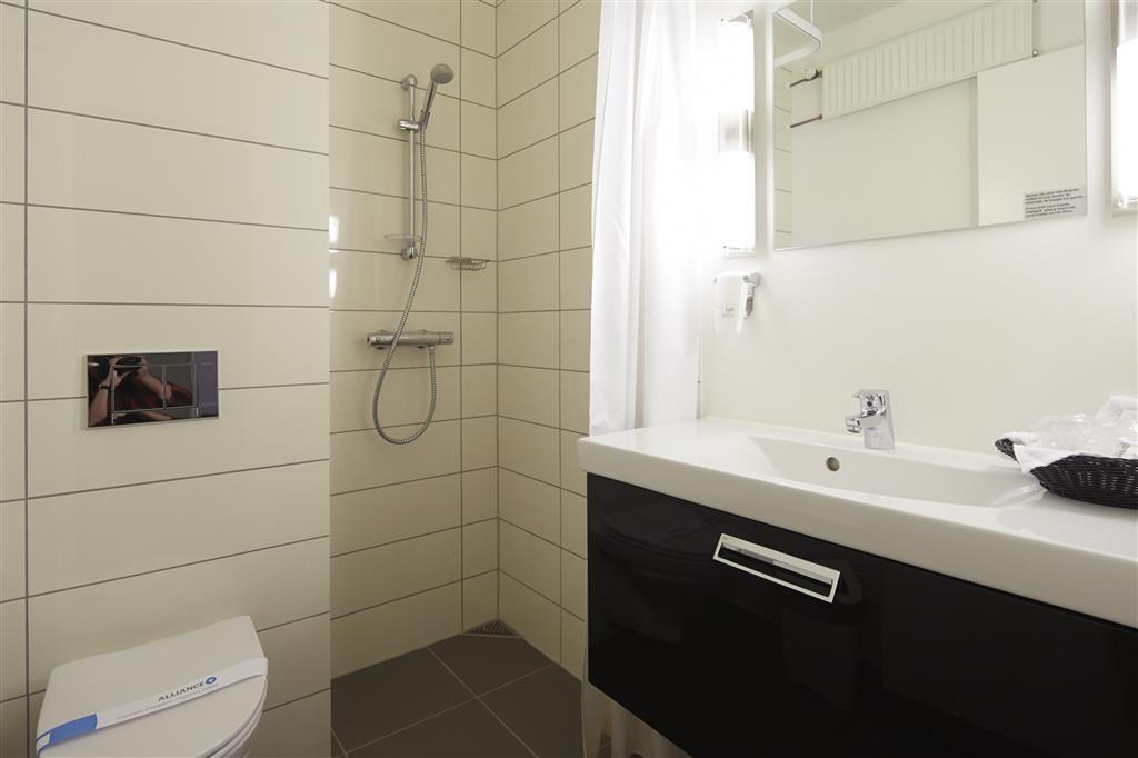 Best Western Plus Hotel Fredericia - Cuarto de baño de clientes