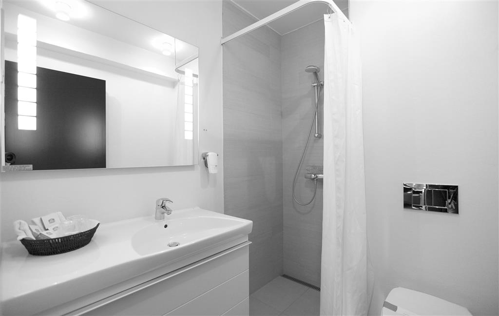 Best Western Plus Hotel Fredericia - Cuarto de baño de la habitación de categoría superior
