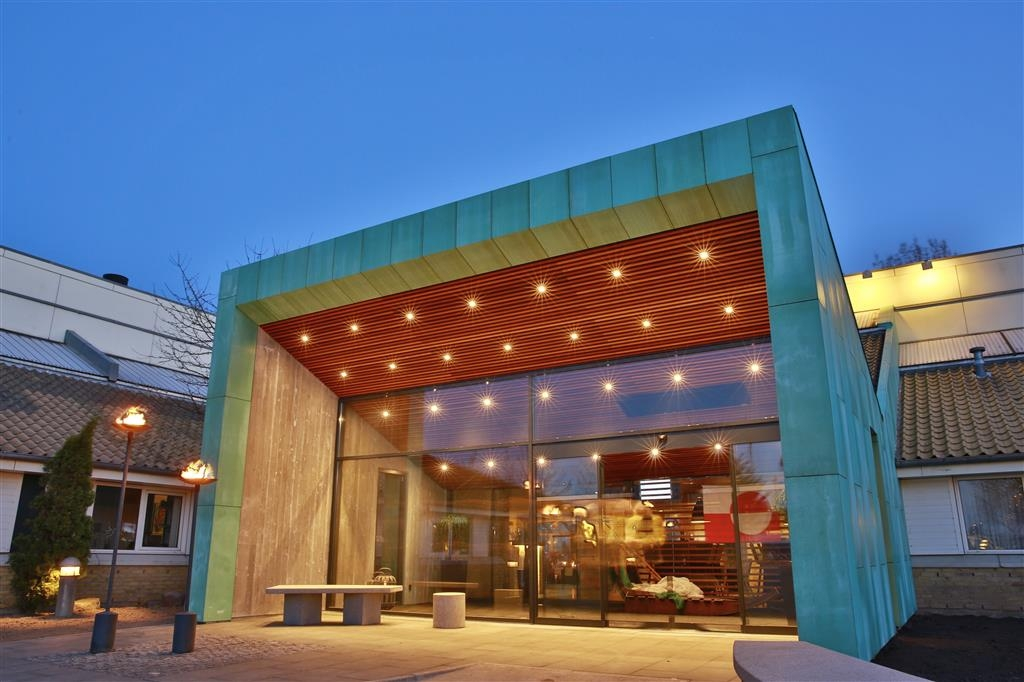 Best Western Plus Hotel Fredericia - Best Western Plus® Hotel Fredericia Evening Exterior