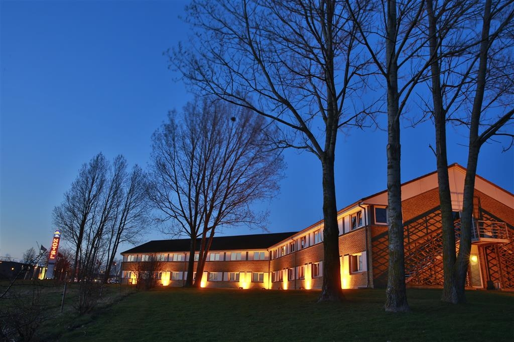 Best Western Plus Hotel Fredericia - Best Western Plus® Hotel Fredericia at Night