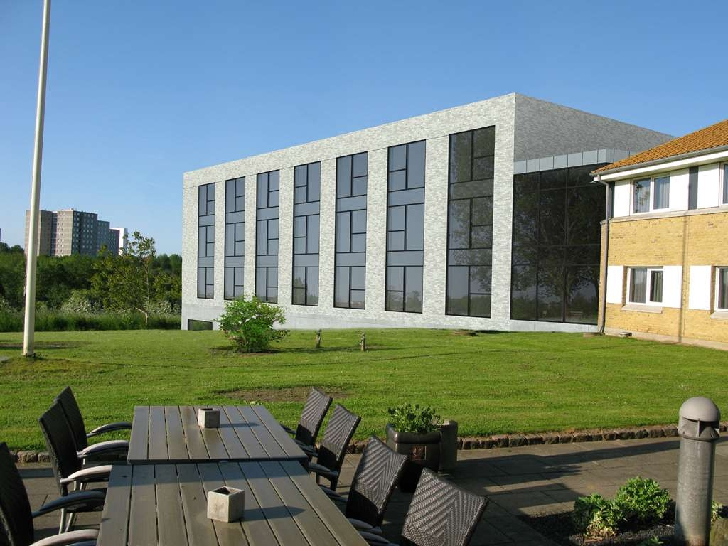 Best Western Plus Hotel Fredericia - Exterior View - new building with 41 extra rooms pr. January 2017.