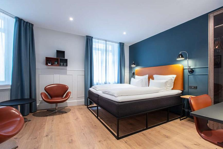 Best Western Plus Hotel City Copenhagen - Chambres / Logements