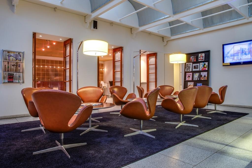 Best Western Plus Hotel City Copenhagen - Hall