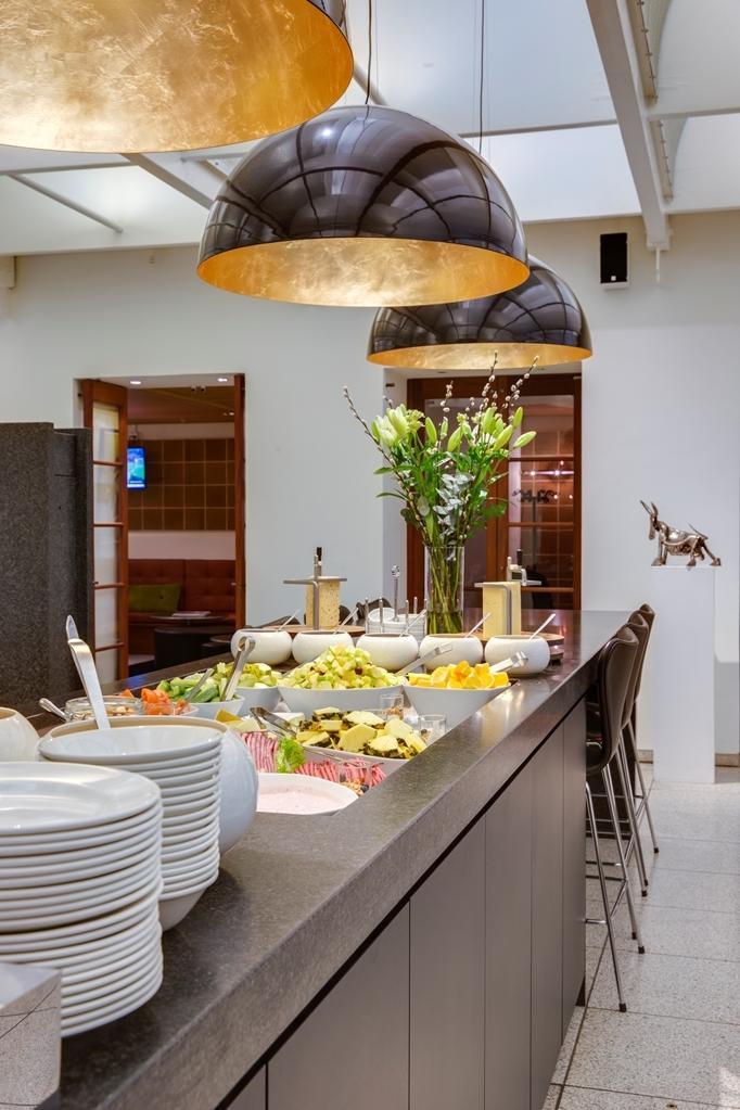 Best Western Plus Hotel City Copenhagen - Desayuno Buffet