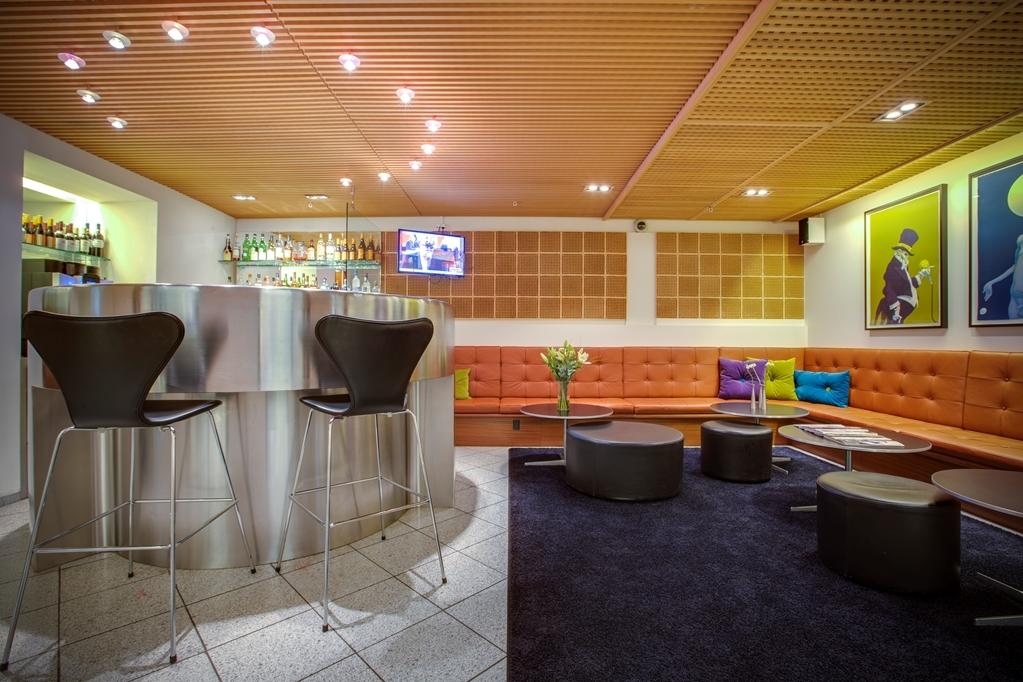 Best Western Plus Hotel City Copenhagen - Bar/Salón
