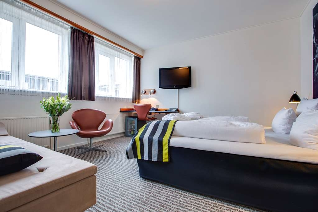 Best Western Plus Hotel City Copenhagen - Habitaciones/Alojamientos