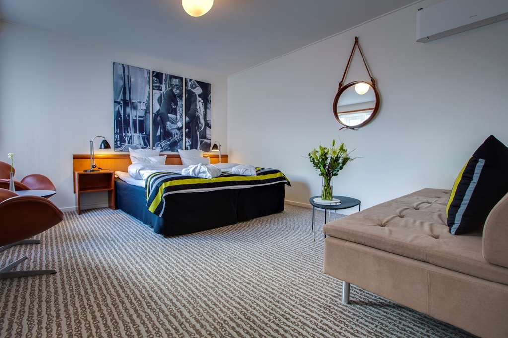 Best Western Plus Hotel City Copenhagen - Chambres / Logements