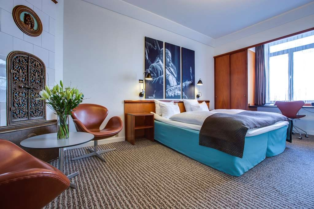 Best Western Plus Hotel City Copenhagen - Camera doppia matrimoniale di categoria Superior