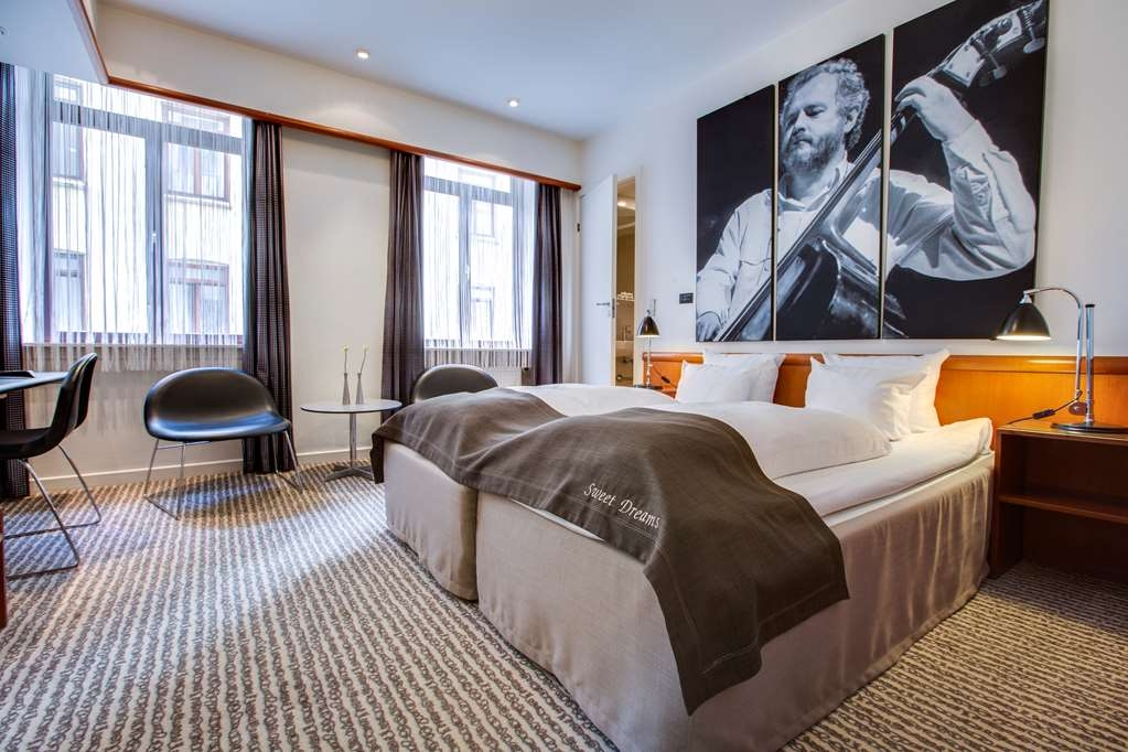 Best Western Plus Hotel City Copenhagen - Camere / sistemazione