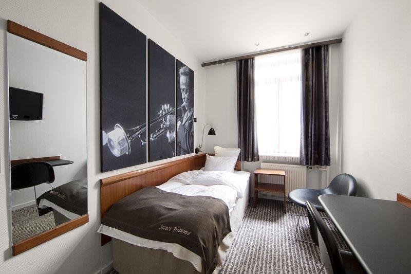 Best Western Plus Hotel City Copenhagen - Habitación