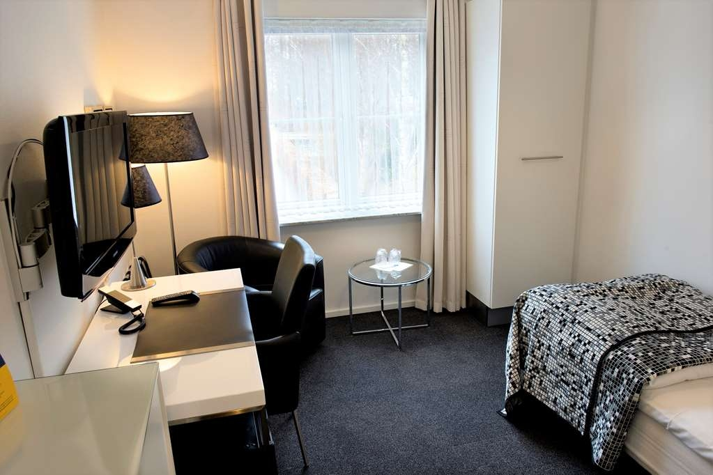 Best Western Golf Hotel Viborg - Standard Single Guest Room