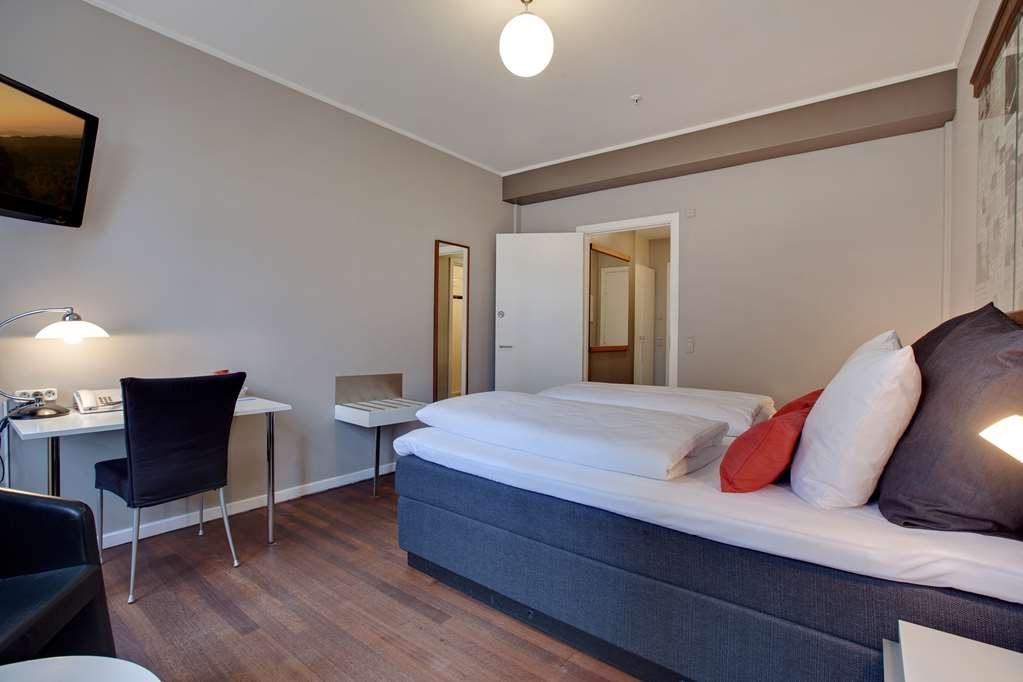 Best Western Torvehallerne - Spacious King Room approx. 20 m2