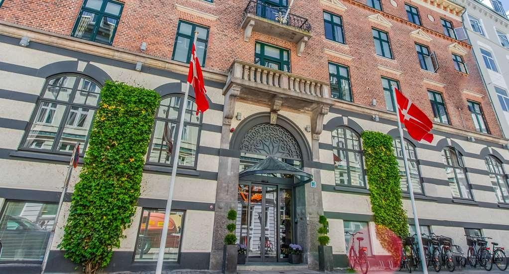 Best Western Hotel Hebron - frente-exterior