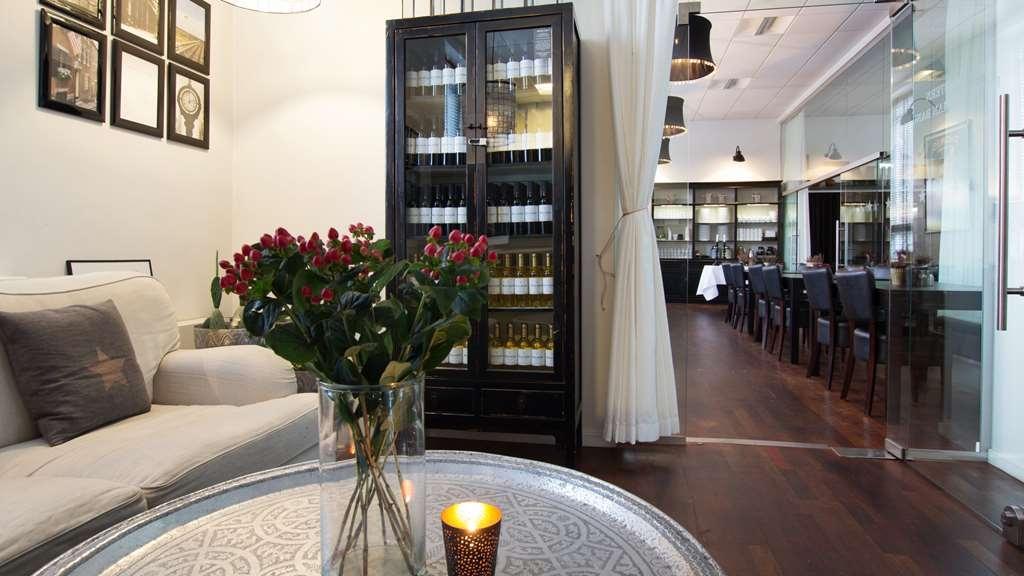 Best Western Hotel Herman Bang - Vista del vestíbulo
