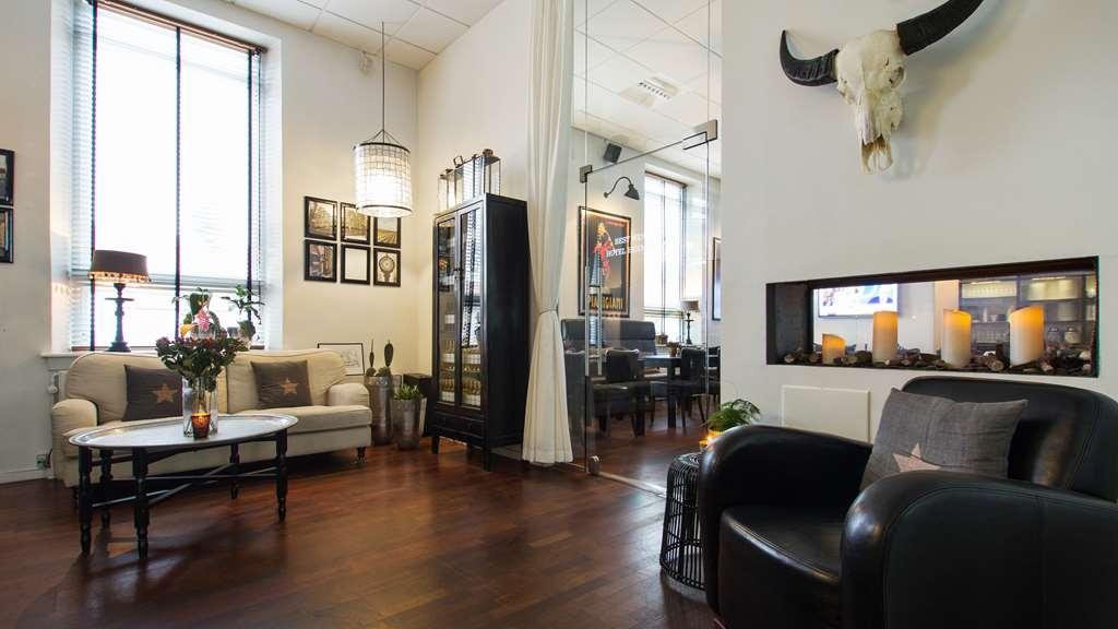 Best Western Hotel Herman Bang - Vue du lobby