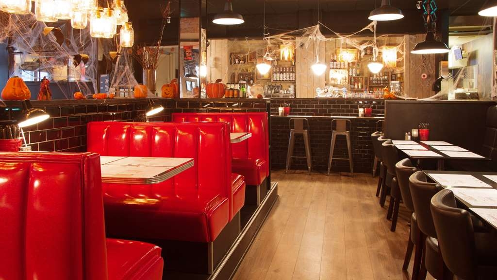 Best Western Hotel Herman Bang - Restaurant / Etablissement gastronomique