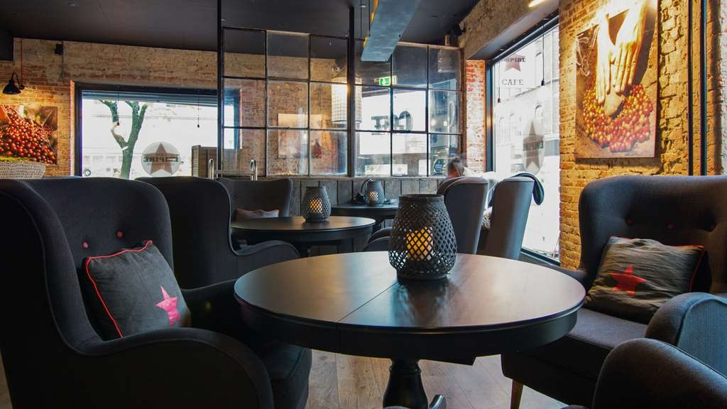 Best Western Hotel Herman Bang - Bar / Lounge