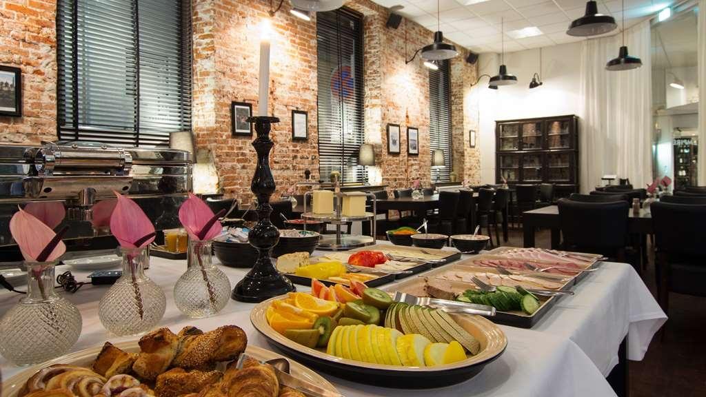Best Western Hotel Herman Bang - Le petit déjeuner buffet
