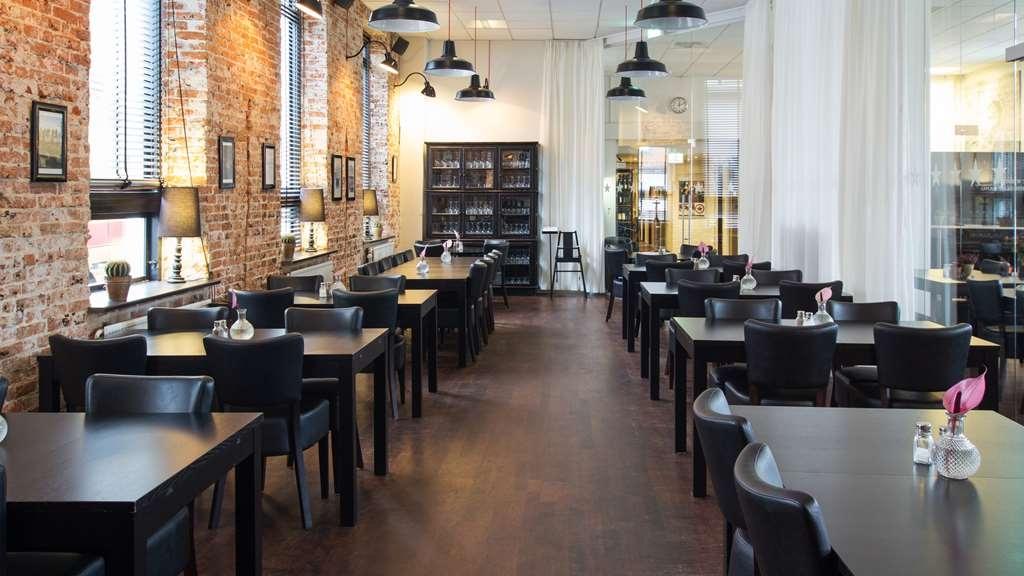 Best Western Hotel Herman Bang - Restaurante/Comedor