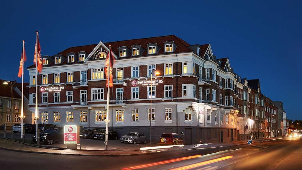 Best Western Plus Hotel Kronjylland - Aussenansicht