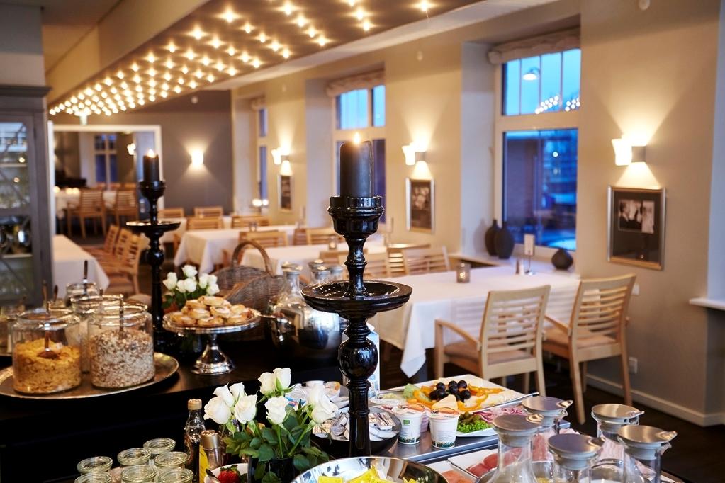 Best Western Plus Hotel Kronjylland - Le petit déjeuner buffet
